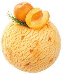 Мороженое из абрикос